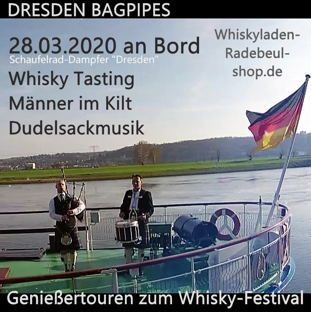 Whisky-Tasting Dampfer