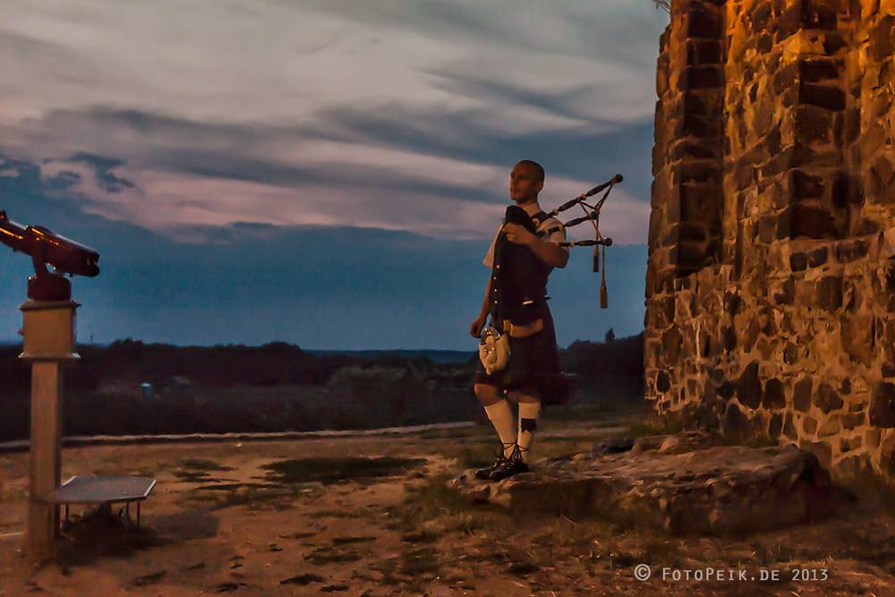 Whisky Tasting mit den Dresden Bagpipes