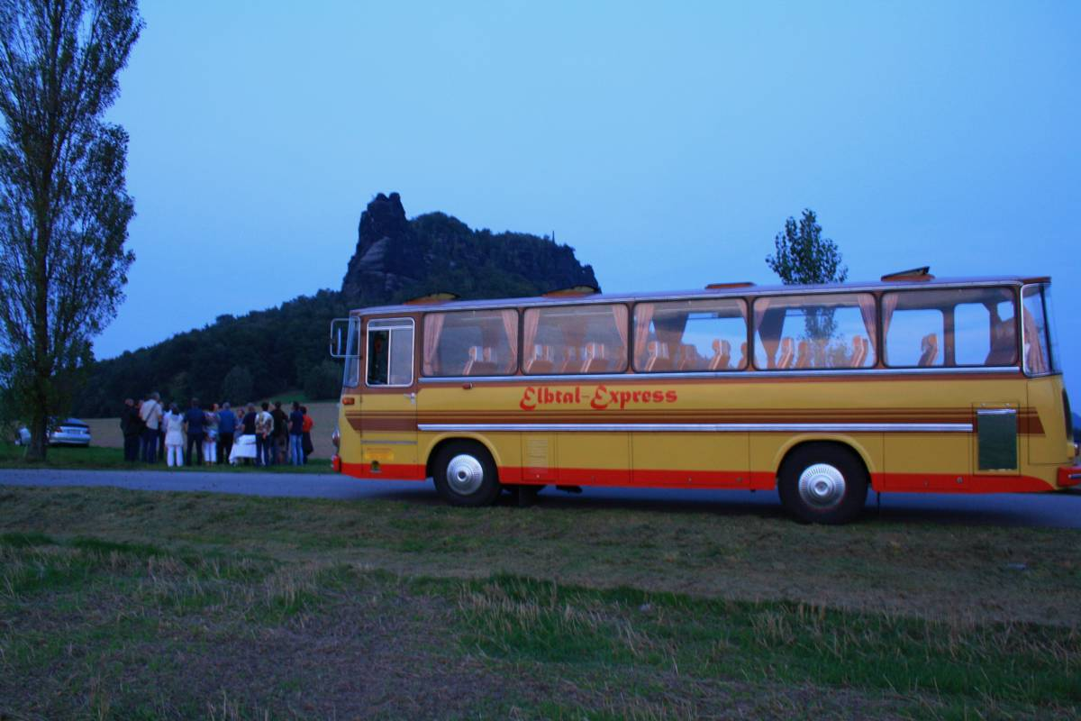 22. Whisky-Bus Dresden 2014