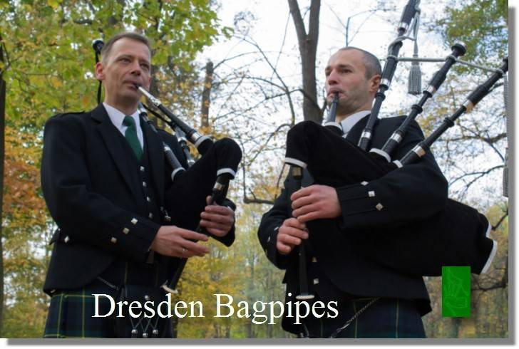 Dresden Bagpipes Saxony